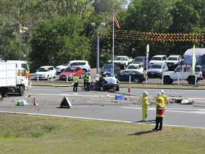 Horrific scene as driver killed in Gympie crash
